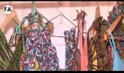 Dakar Fashion Week 2014 Backstage Hotel des Almadies
