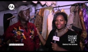 Dakar Fashion week 2015 - Behind the scene - Place de la Nation