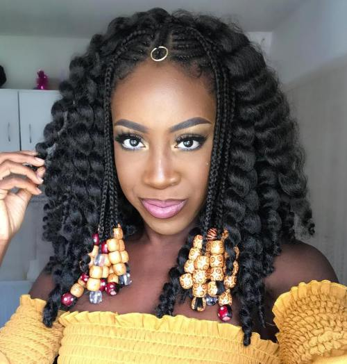 10 Hairstyle Ideas For Christmas When You Have Nappy Hair