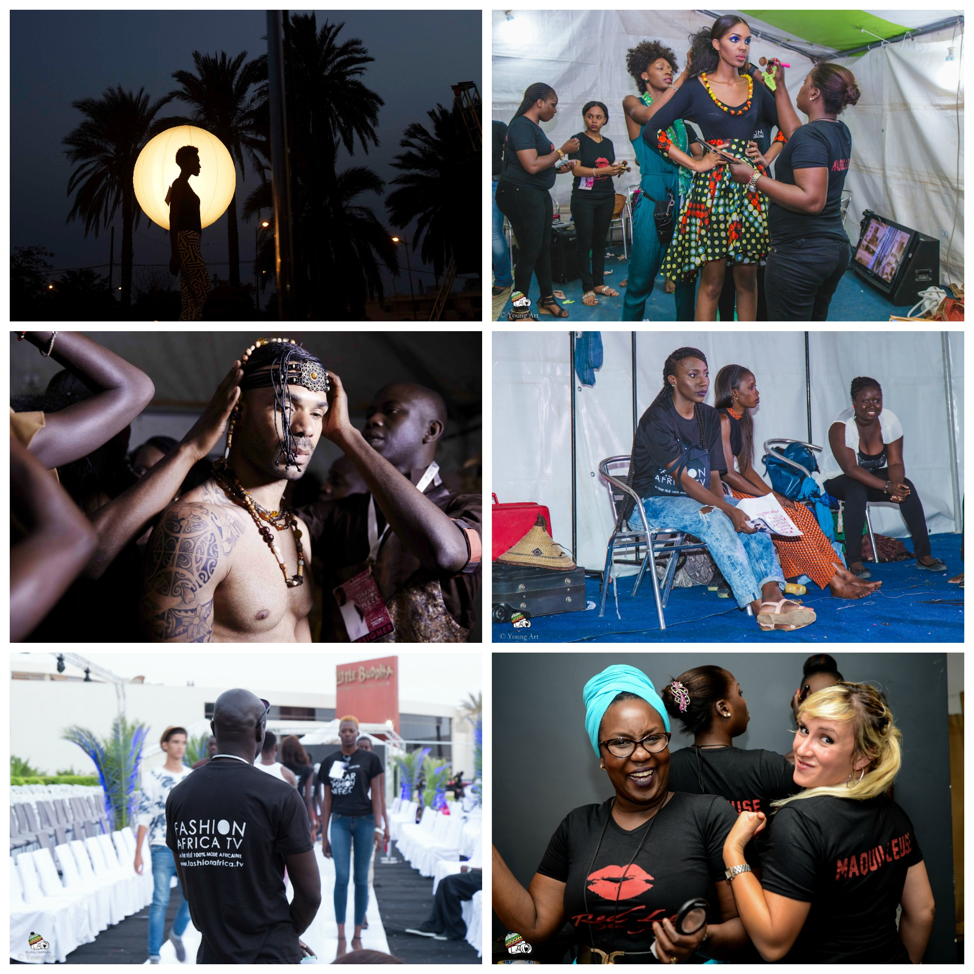 Dakar Fashion Week 2015